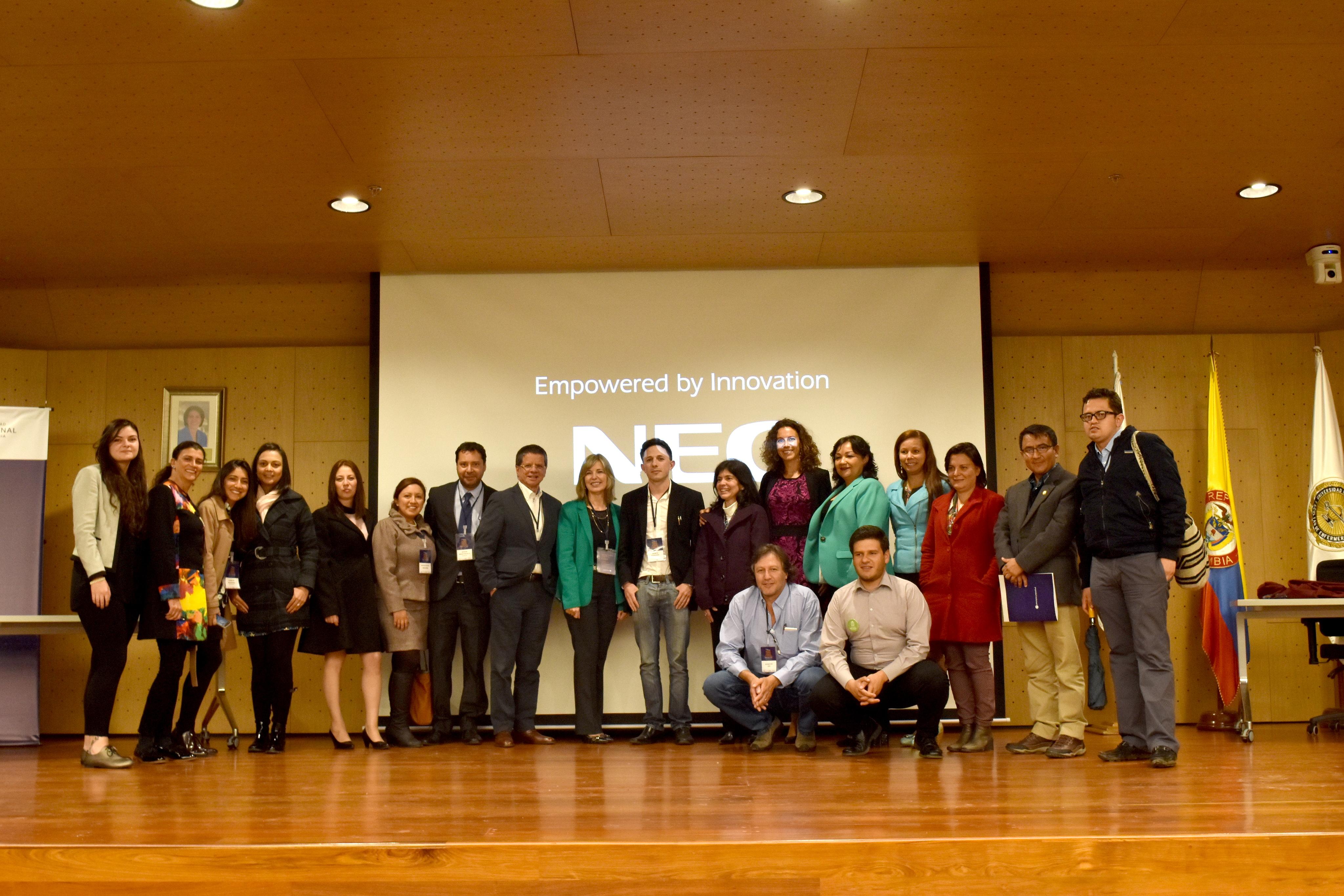 Foto: Aura Flechas / DNEIPI / Vicerrectoría de Investigación, Universidad Nacional de Colombia